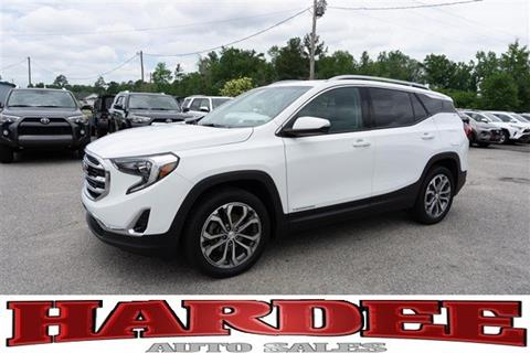 2018 GMC Terrain for sale in Conway, SC