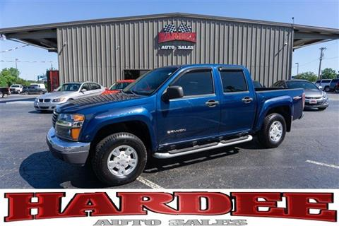 2004 GMC Canyon for sale in Conway, SC