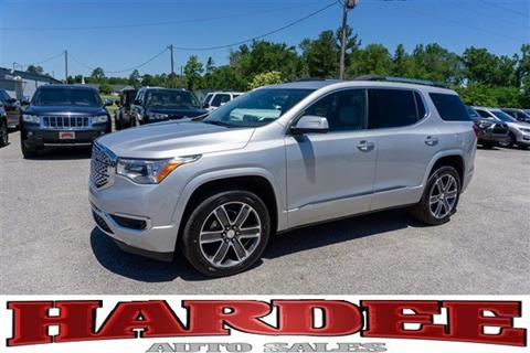 2019 GMC Acadia for sale in Conway, SC