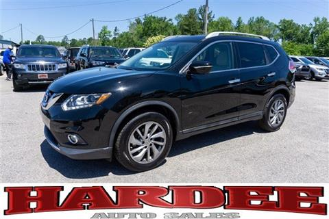 2015 Nissan Rogue for sale in Conway, SC