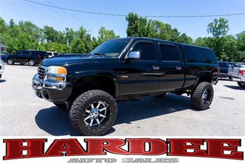 2005 GMC Sierra 2500HD for sale in Conway, SC