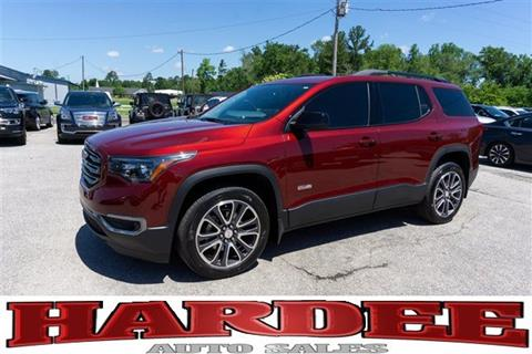 2018 GMC Acadia for sale in Conway, SC