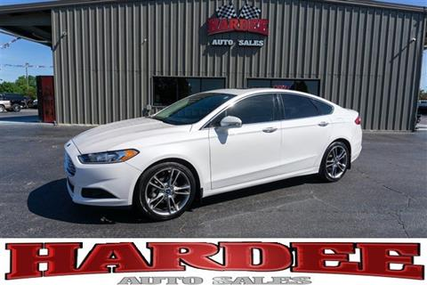 2016 Ford Fusion for sale in Conway, SC