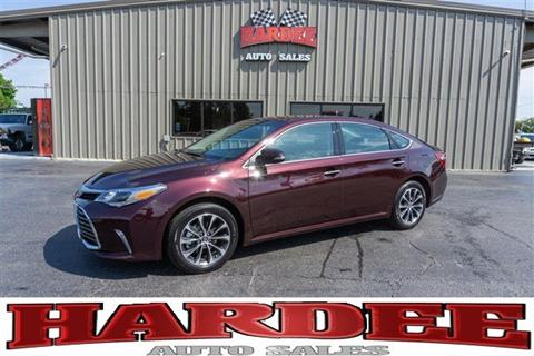 2018 Toyota Avalon for sale in Conway, SC