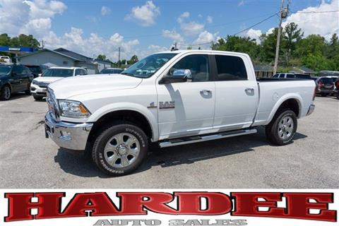 2018 RAM Ram Pickup 2500 for sale in Conway, SC
