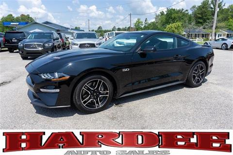2018 Ford Mustang for sale in Conway, SC