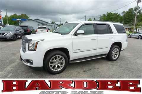 2016 GMC Yukon for sale in Conway, SC