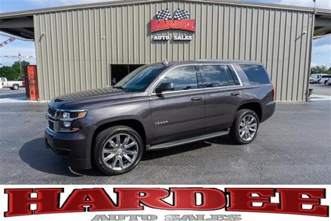 2015 Chevrolet Tahoe for sale in Conway, SC