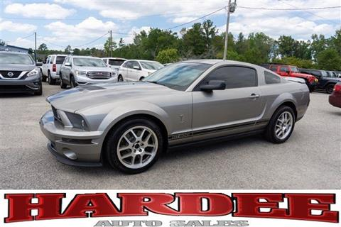 2009 Ford Shelby GT500 for sale in Conway, SC