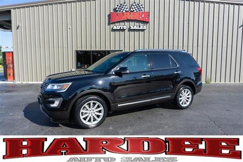 2016 Ford Explorer for sale in Conway, SC