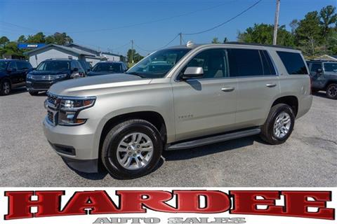 2016 Chevrolet Tahoe for sale in Conway, SC