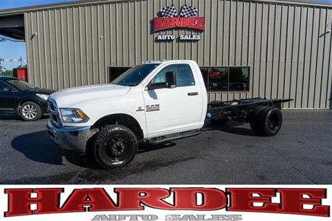 2017 RAM Ram Chassis 3500 for sale in Conway, SC