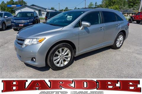 2015 Toyota Venza for sale in Conway, SC