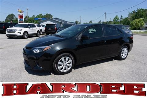 2016 Toyota Corolla for sale in Conway, SC