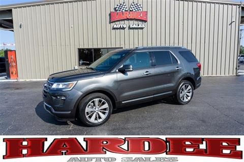 2018 Ford Explorer for sale in Conway, SC