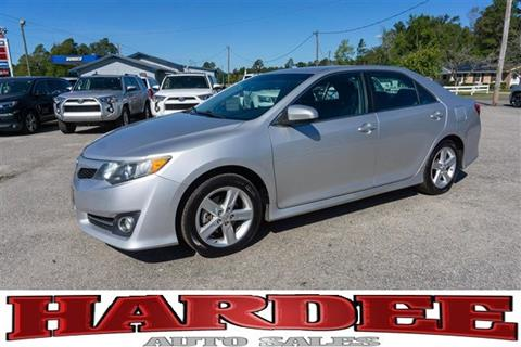2013 Toyota Camry for sale in Conway, SC