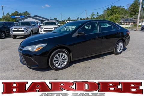 2015 Toyota Camry for sale in Conway, SC