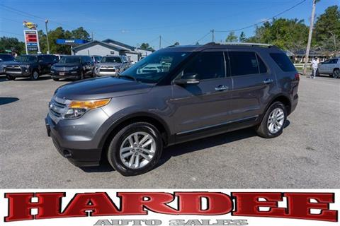 2013 Ford Explorer for sale in Conway, SC
