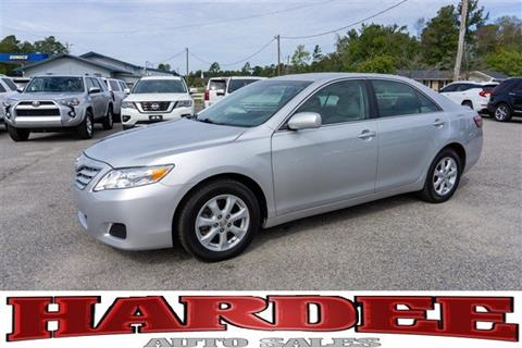 2011 Toyota Camry for sale in Conway, SC