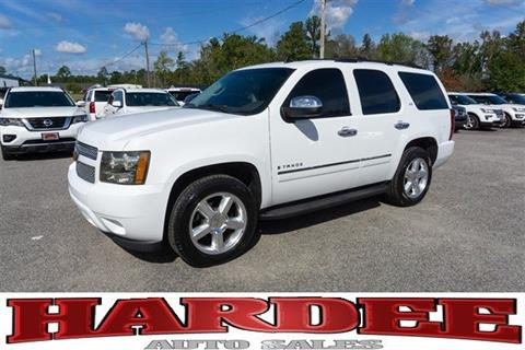 2009 Chevrolet Tahoe for sale in Conway, SC