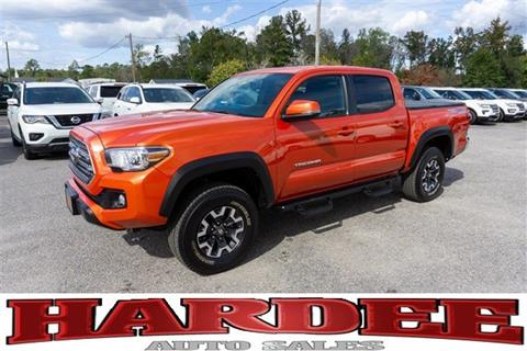 2016 Toyota Tacoma for sale in Conway, SC