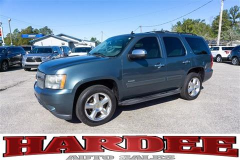 2010 Chevrolet Tahoe for sale in Conway, SC