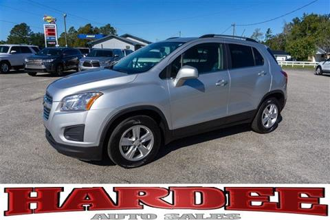 2016 Chevrolet Trax for sale in Conway, SC