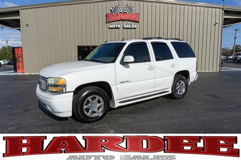 2004 GMC Yukon for sale in Conway, SC