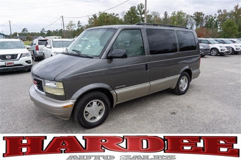 2002 GMC Safari for sale in Conway, SC