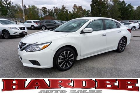 2018 Nissan Altima for sale in Conway, SC