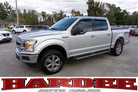 2018 Ford F-150 for sale in Conway, SC