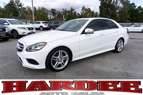 2014 Mercedes-Benz E-Class for sale in Conway, SC