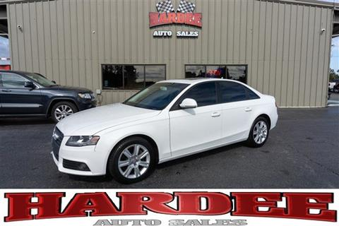 2009 Audi A4 for sale in Conway, SC