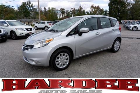 2016 Nissan Versa Note for sale in Conway, SC