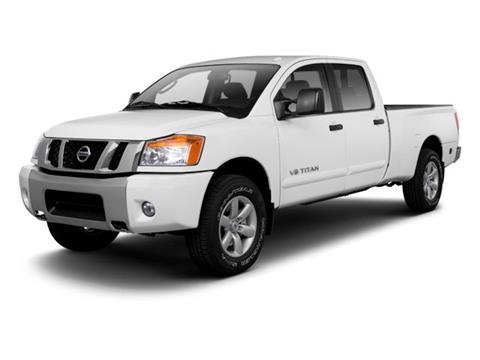 2012 Nissan Titan for sale in Conway, SC