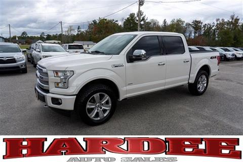 2017 Ford F-150 for sale in Conway, SC