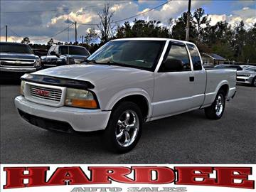 2001 GMC Sonoma for sale in Conway, SC