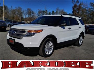 2015 Ford Explorer for sale in Conway, SC