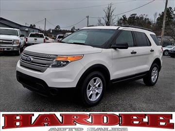 2012 Ford Explorer for sale in Conway, SC