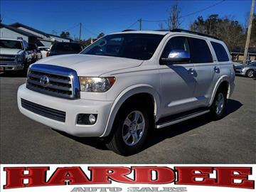 2008 Toyota Sequoia for sale in Conway, SC