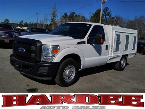 2011 Ford F-250 Super Duty for sale in Conway, SC