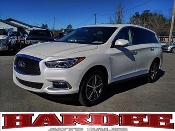 2016 Infiniti QX60 for sale in Conway, SC