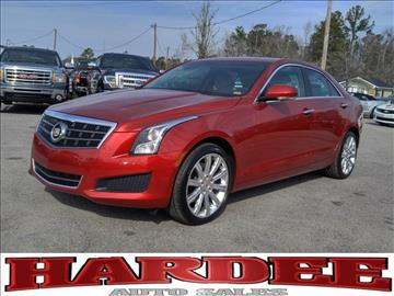 2014 Cadillac ATS for sale in Conway, SC