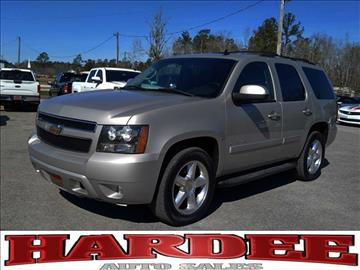 2007 Chevrolet Tahoe for sale in Conway, SC
