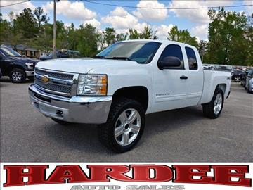 2012 Chevrolet Silverado 1500 for sale in Conway, SC