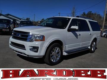 2016 Ford Expedition EL for sale in Conway, SC