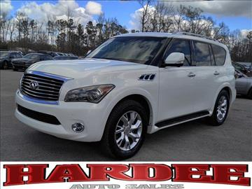 2011 Infiniti QX56 for sale in Conway, SC