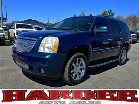 2007 GMC Yukon for sale in Conway, SC
