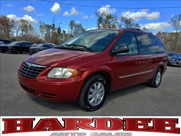 2007 Chrysler Town and Country for sale in Conway, SC