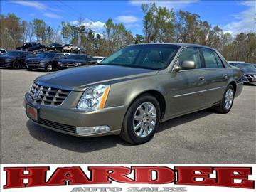 2011 Cadillac DTS for sale in Conway, SC